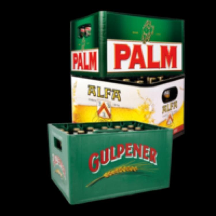 Palm, Alfa en Gulpener 50% korting bij Poiesz