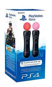 Sony PlayStation Move Motion Controller Twin Pack voor €54,99 @ Amazon.de