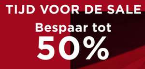 Tot 50% korting @ Jack and Jones