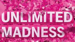 48 uur Unlimited Data bij T-Mobile