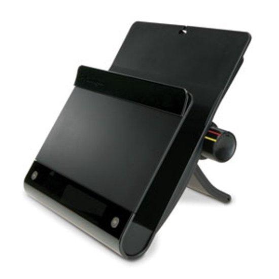 Notebook stand met dockingstation voor €28,99 @ Bol.com