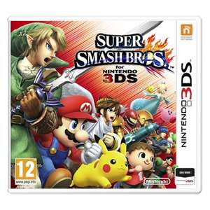 Super Smash Bros. (3DS) voor €14,98 @ Intertoys Winkels