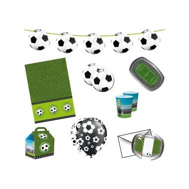 Voetbal feestpakket 58-delig nu €2,98 (elders va €20,99) @ Bart Smit