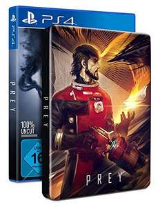 Prey - Day One Edition + Steelbook (PS4/Xbox One) voor €19,98 @ Amazon.de [Prime Day]