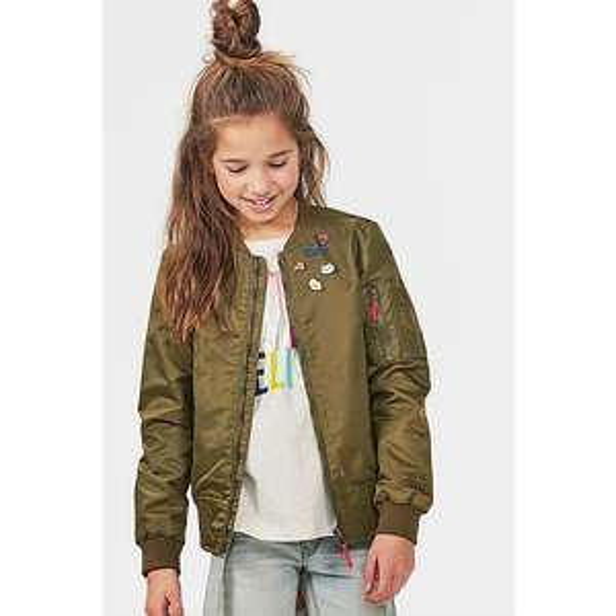WE Fashion kids bomberjack voor €9,60 @ Wehkamp