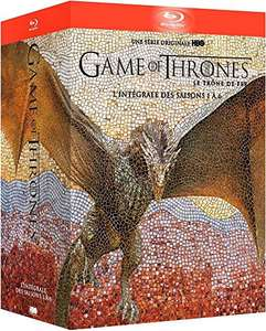 [Prime Day] Game of Thrones S1 t/m 6 Blu-Ray @Amazon.fr