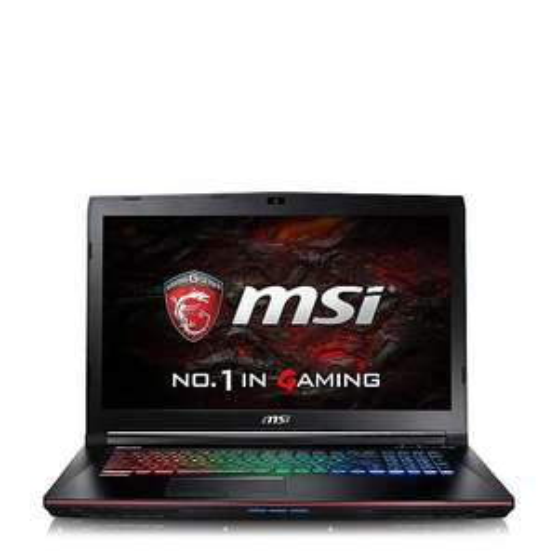MSI GE72VR 6RF-094NL (Apache Pro) 17,3 inch gaming laptop voor €1299 @ Wehkamp