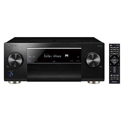 PIONEER SC-LX501 7.2 netwerk AV receiver (270w/kanaal, Dolby Atmos, DTS X, spotify, tidal etc.) voor 609,07 @ Amazon.de