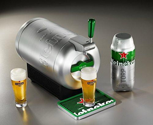 Krups the Sub biertap Heineken editie voor 115,90 @ Amazon.de (alleen Prime)
