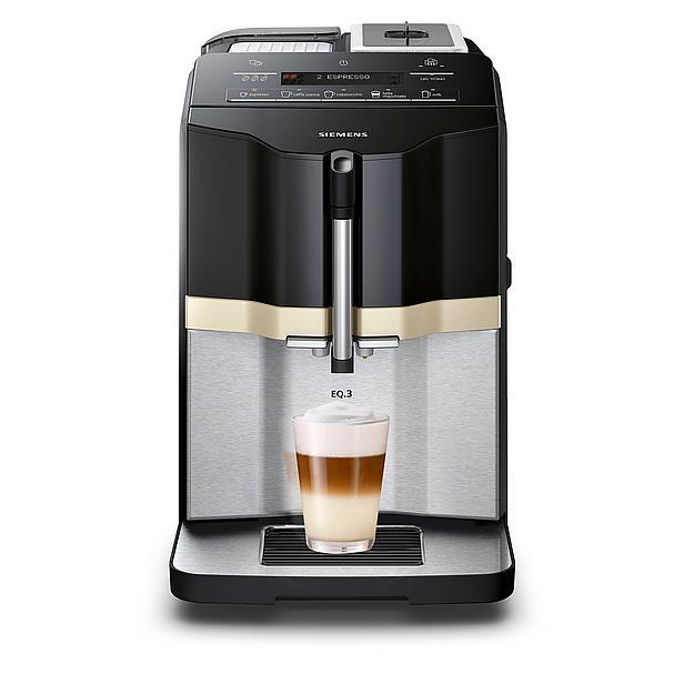 Siemens TI305206RW EQ.3 koffiemachine voor €444 @ Media Markt