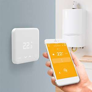 Tado slimme thermostaat starterkit v3 HomeKit-compatible voor 170,- @ Amazon.co.uk