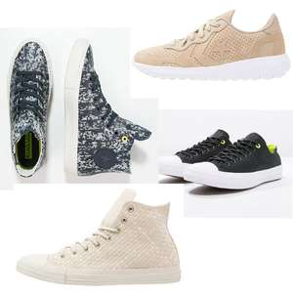 SALE: Converse (veel All Stars) sneakers 60-70% korting @ Zalando
