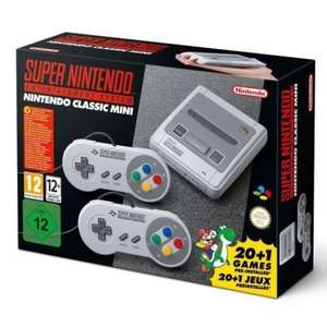 FOUT: Nintendo Classic Mini: Super Nintendo voor €1,95 (min. besteding €10) @ Next Level