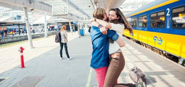 Trein dagtickets voor €12,50 @ NS
