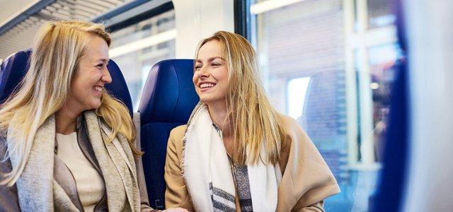 NS Meereiskaart Utrecht / Leiden voor €8,95 @ NS