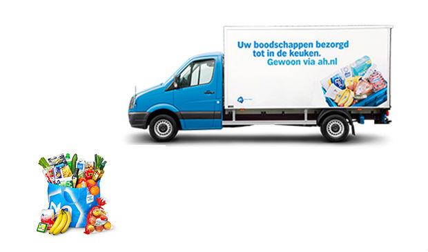 Gratis bezorging bij aankoop van €15 (+2 halen 1 betalen actie) aan Nivea producten @ AH
