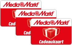 Diverse cadeaukaart acties @ Media Markt (winkels)