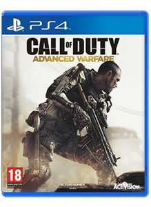 Call of Duty: Advanced Warfare (PS4) voor €35,07 @ SimplyGames