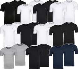 U.S. Polo - diverse 2-packs heren t-shirts €9,99 (ex verzending) @ Outlet46