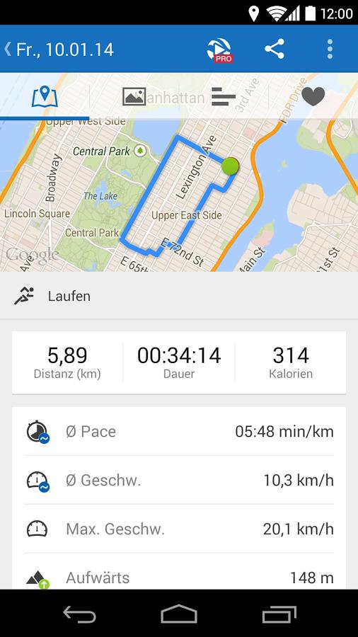 [UPDATE] Gratis Runtastic PRO app t.w.v. €4,99 door code @ Google Play / App Store