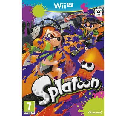 Splatoon (WII U) voor €24,95 @ Coolblue