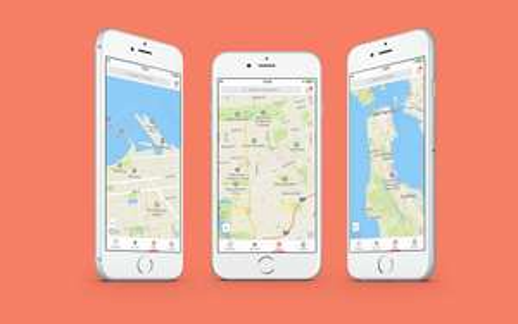 Gratis PRO versie city maps2go normaal 10,99