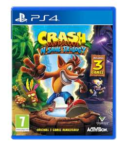 Crash Bandicoot® N. Sane Trilogy PS4 voor €28,99 @ DGM