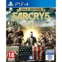 FOUTJE? Far Cry 5 of Assassin's Creed Origins  Gold Edition PS4/ONE pre-order voor €59,99 @ Intertoys
