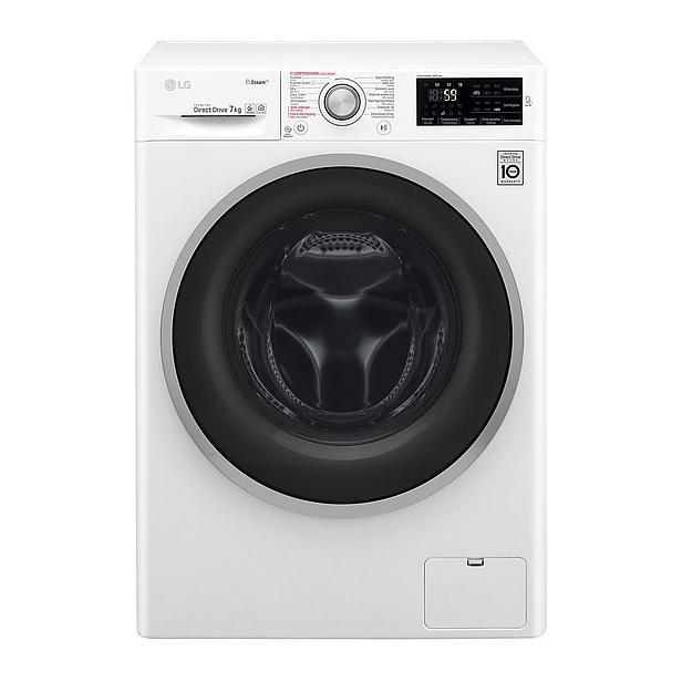 LG FH4J6QS7 Direct Drive wasmachine met stoom voor €319 @ Wehkamp