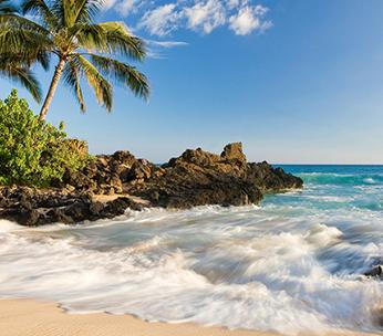 Retourvluchten Hawaii vanaf €383