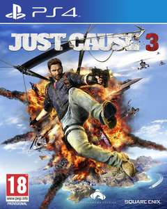 PSN PS Plus games augustus: Just Cause 3, Assassin's Creed: Freedom Cry (PS4)