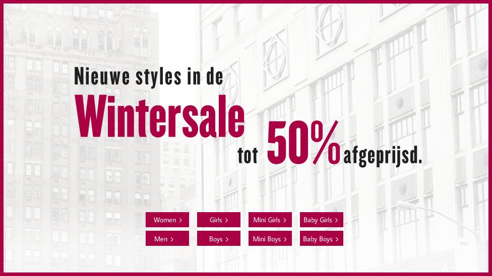 Kortingscode voor 20% extra korting op sale + gratis verzending @ Tom Tailor