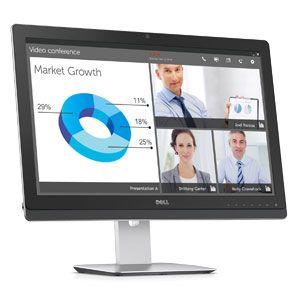 DELL : UZ2315Hf 23'' Widescreen TFT Monitor Black/Silver voor slechts 127,05 euro @ Centralpoint