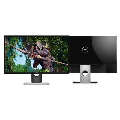"DELL monitor: 68.58 cm (27 "") 68.6cm (1920x1080), 6ms, IPS, 178°/178°, 1000: 1, 300 cd/m2, 20W - Zwart, Zilver @Centralpoint"
