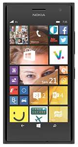 Nokia Lumia 735 (LTE) smartphone voor €196,23 @ Amazon.fr