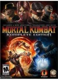 Mortal Kombat Komplete Edition (PC) voor €1,60 @ CDKeys