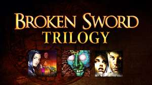 Broken Sword Trilogy (Steam) voor €1 @ Bundle Stars