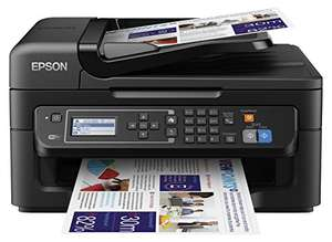 Epson WorkForce WF-2630WF Kleur Inktjet - Fax / kopieerapparaat / printer voor €59 @ Amazon.de