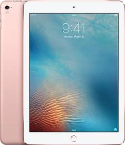 Apple IPad Pro 9.7 WiFi 32GB Rosé Goud voor €474,89 @ Superwinkel