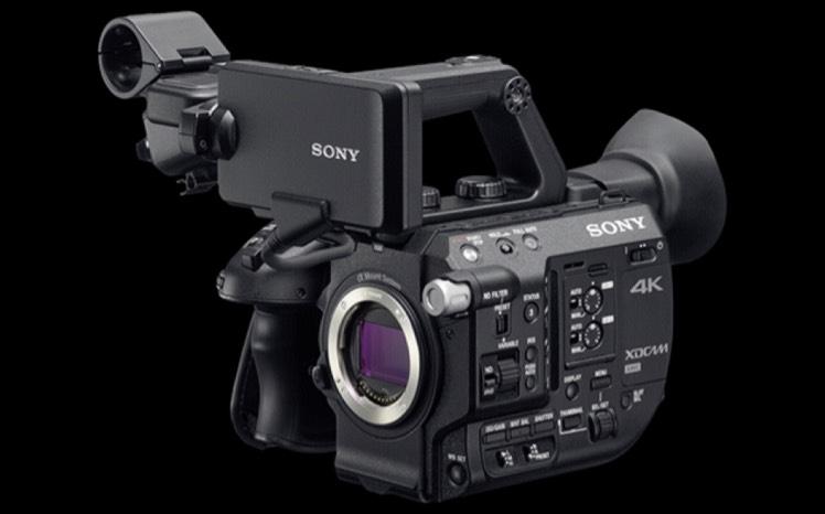 Prijsfout SONY PXW-FS5 PROFI