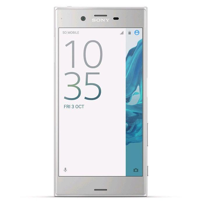 Sony Xperia XZ zilver 64GB @EglobalCentral