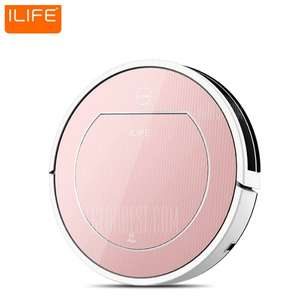 [UPDATE] ILIFE V7S Pro Smart Robotic Vacuum Cleaner (EU Warehouse) voor €136,10 @ Gearbest