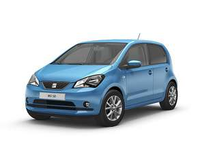 SEAT Mii Sport Connect private lease vanaf €149 per maand @ Century