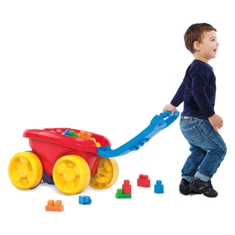 Mega Bloks Blokkenschepwagen voor €26,95 @ Toys ''R'' Us
