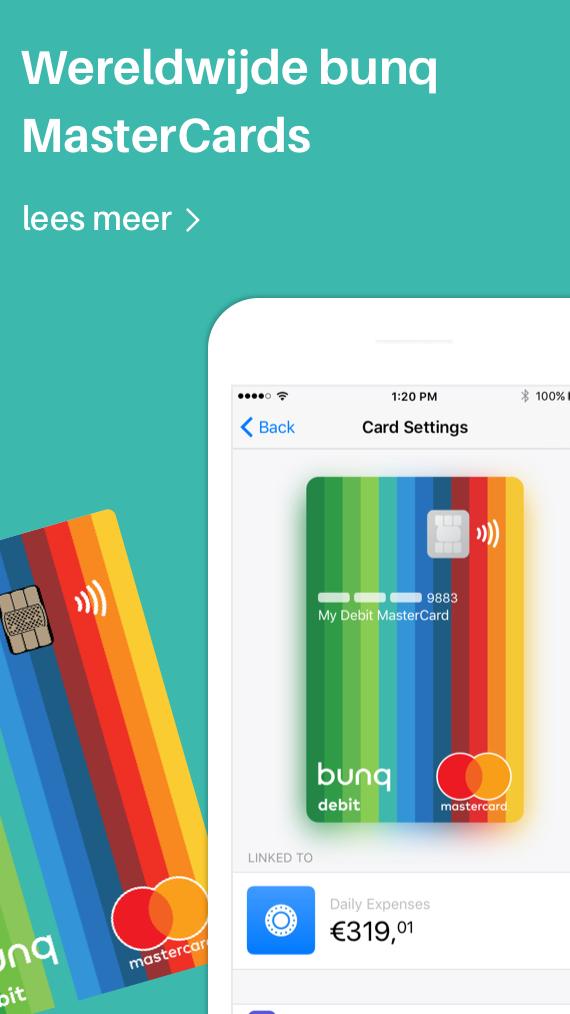 3 maanden Premium Bunq pakket gratis t.w.v. 24 euro