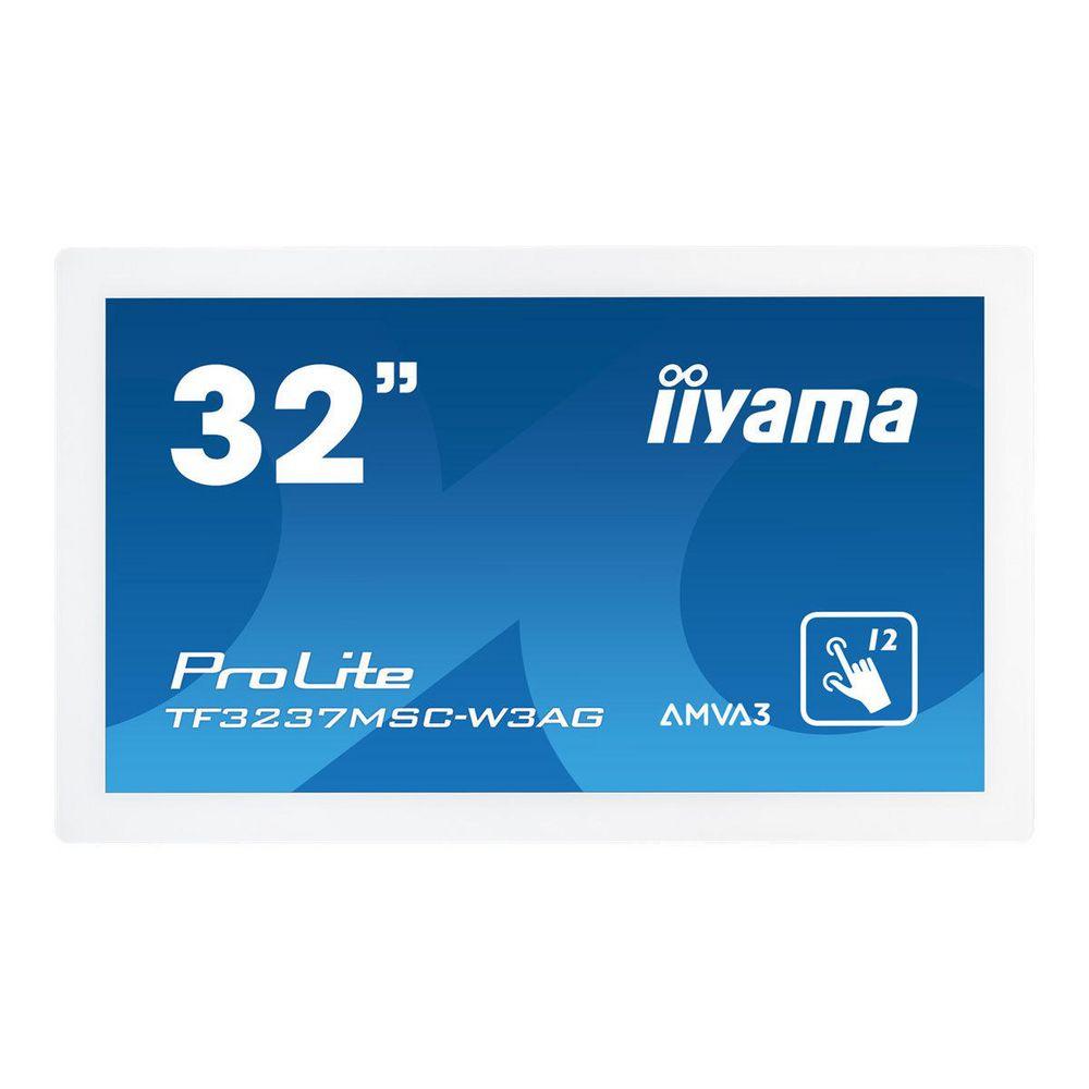 """[Prijsfout?] Iiyama ProLite TF3237MSC-W3AG 32"""" Klasse (31.5"""" zichtbaar) led-scherm voor €465,85 @ Staples"""
