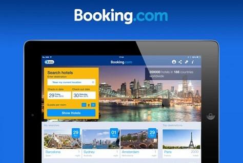 €75 korting op een Hotel boeking van min. €225 @ Booking.com