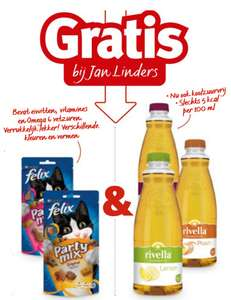 Gratis Rivella en/of Felix Party Mix @ Jan Linders