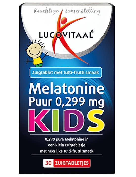 50% korting op Lucovitaal Melatonine Voedingssupplementen @ Bol.com