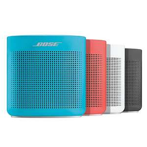 Bose SoundLink Color 2 BT bluetooth speaker voor €91,92 @ Amazon.co.uk
